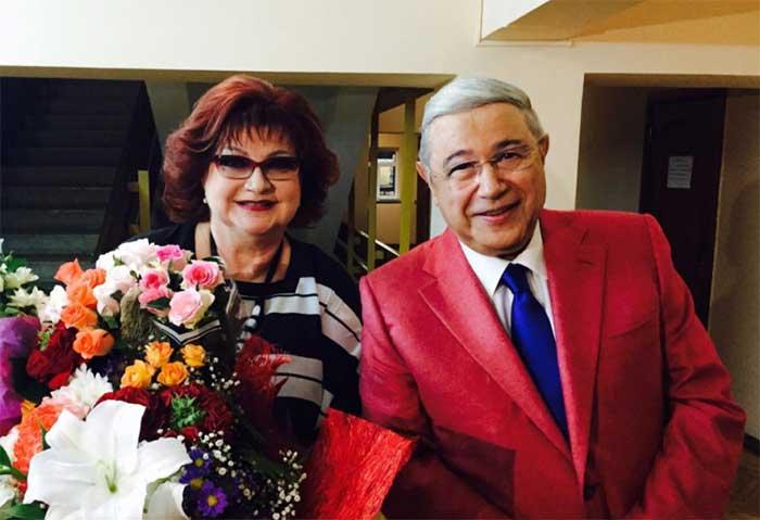 Евгений Петросян разводится с женой